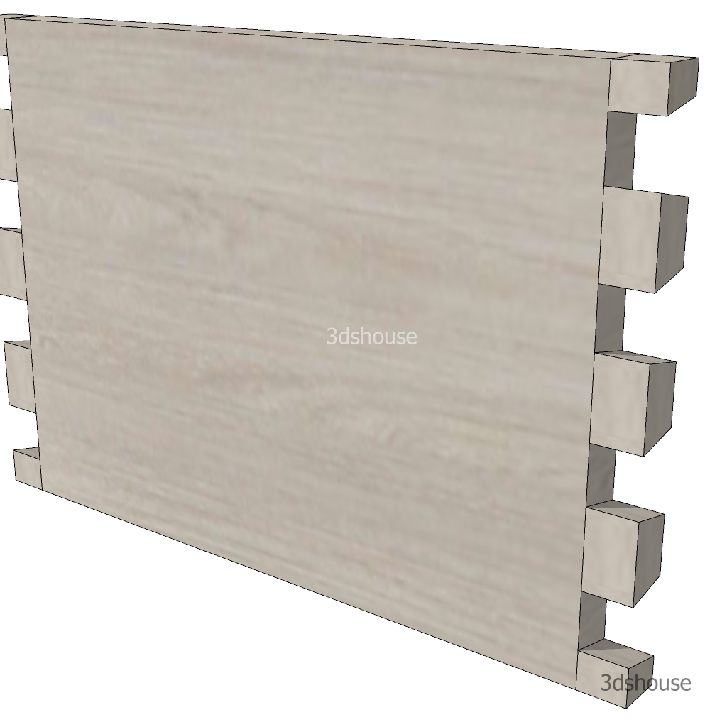 Dovetail Joint Face