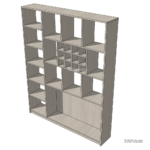Height_Wine_Square_Shelves