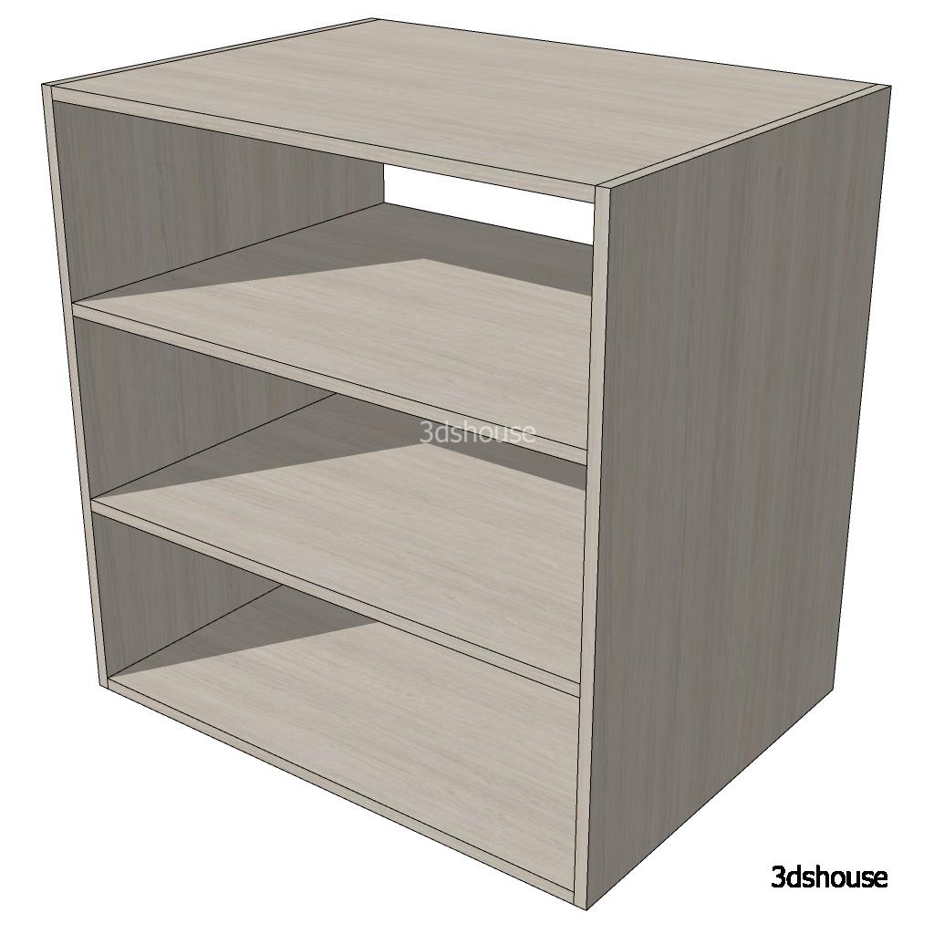 Horizontal Shelves Grip